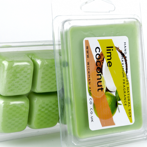 Lime Coconut Soy Wax Melt